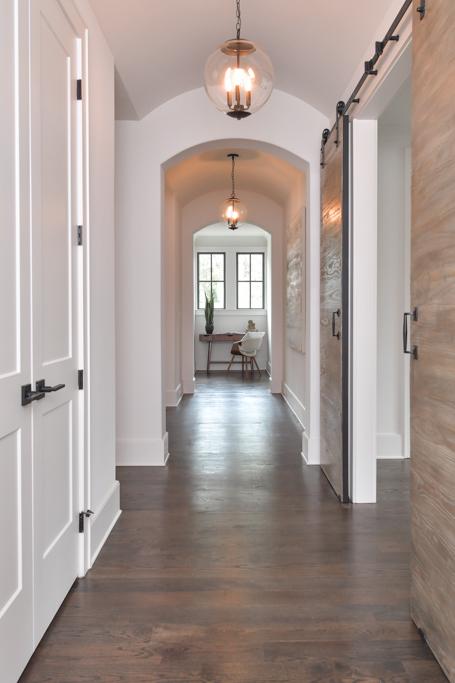 Cumberland hallway