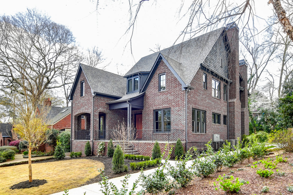 Cumberland Morningside Atlanta Custom Home