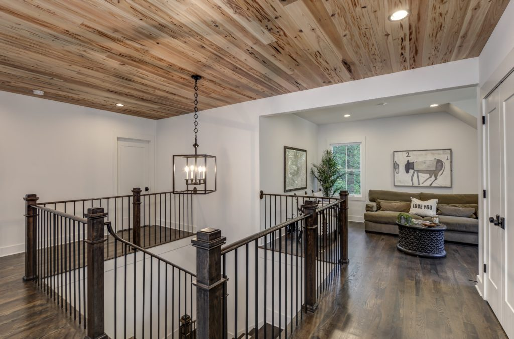 Castleton stair + loft